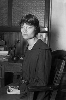 Dorothy Day. source:  Wikipedia