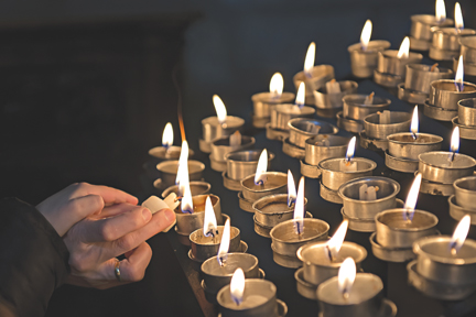 church candles for web